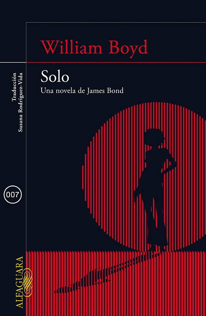 Solo (una novela de James Bond)