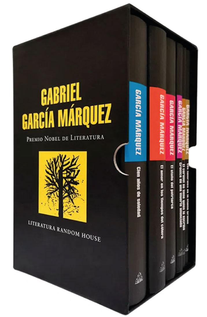 Estuche Gabriel García Márquez