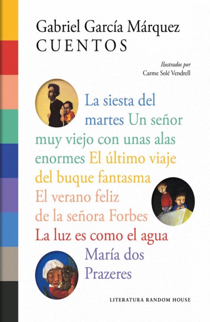 Cuentos (ilustrado por Carme Solé Vendrell)