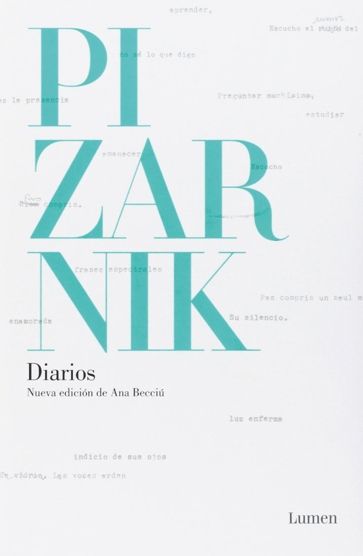 Diarios de Alejandra Pizarnik