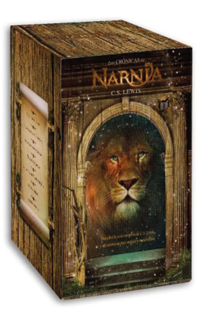 Estuche Las Crónicas de Narnia