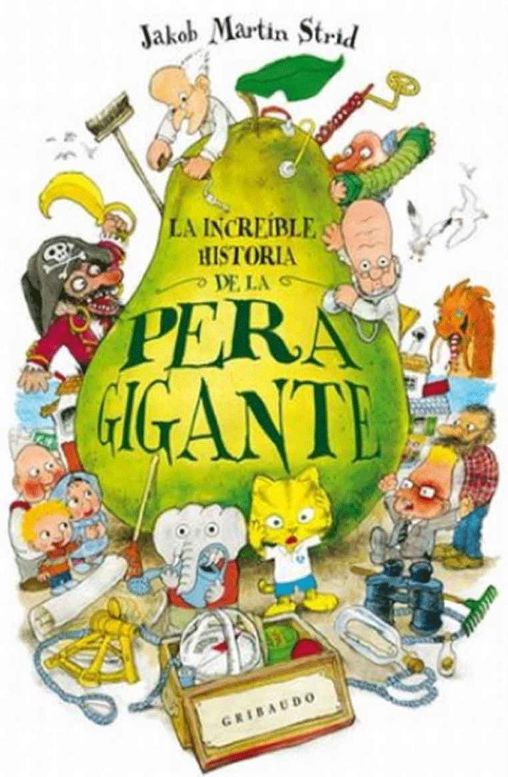 La increíble historia de la pera grande