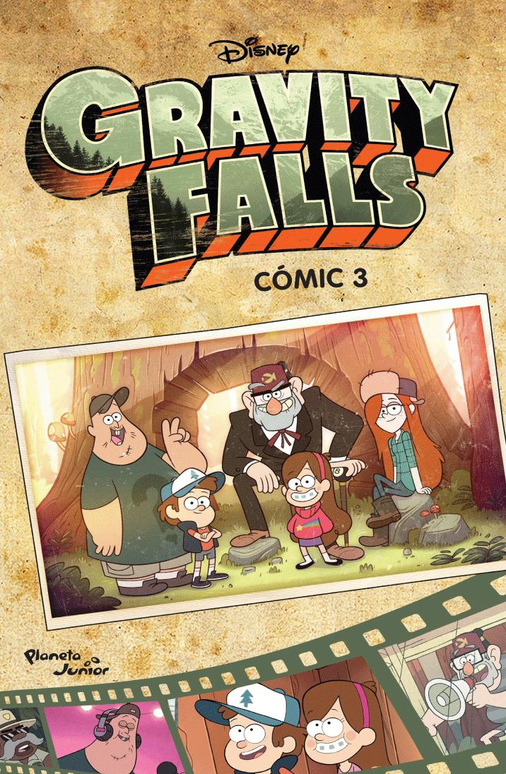 Gravity Falls: Cómic 3