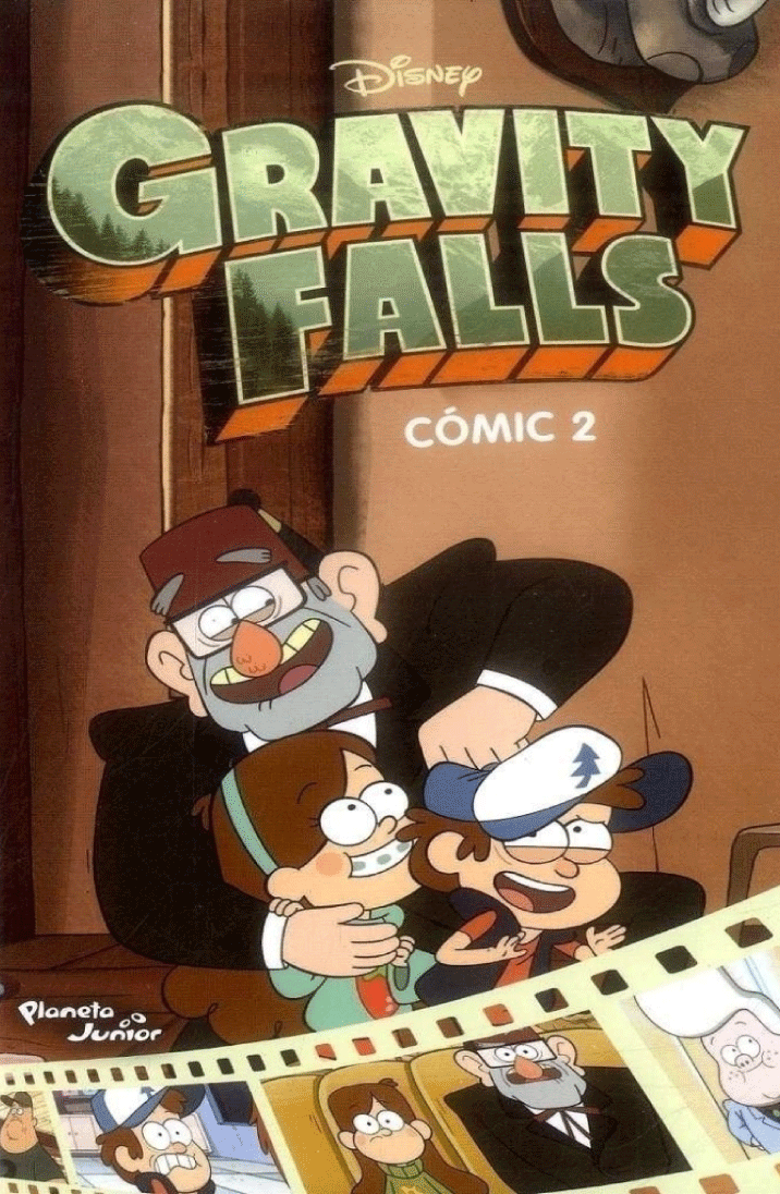 Gravity Falls: Cómic 2