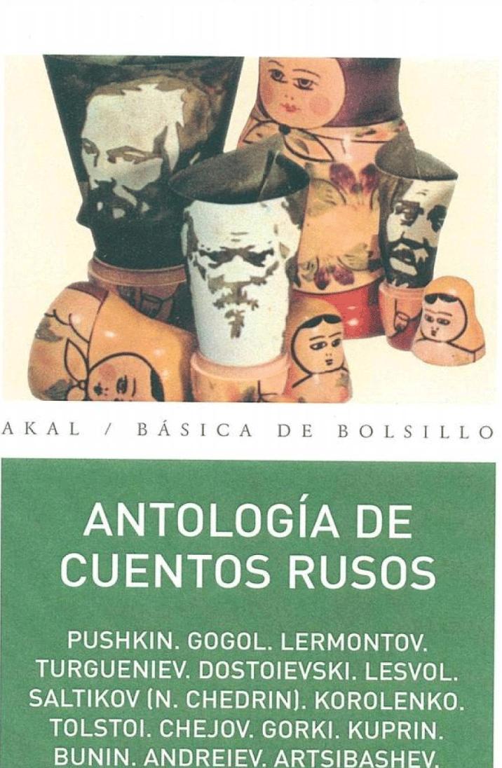 Antología de cuentos rusos