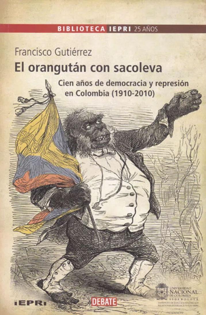 El orangután con sacoleva