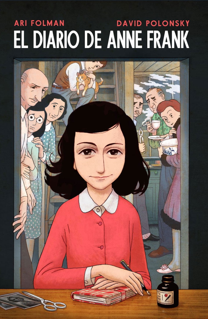 El diario de Anne Frank