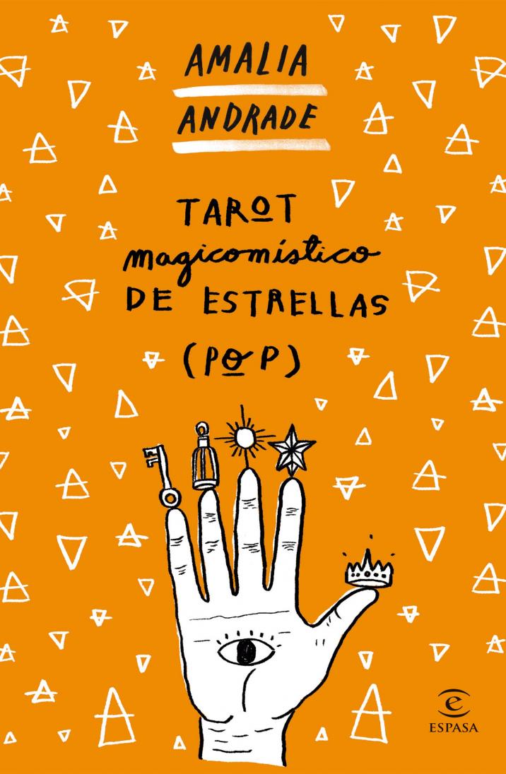 Tarot magicomístico de estrellas Pop
