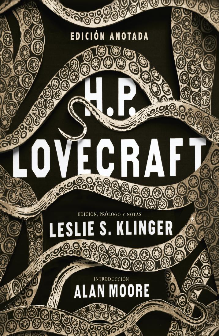 H.P. Lovecraft anotado
