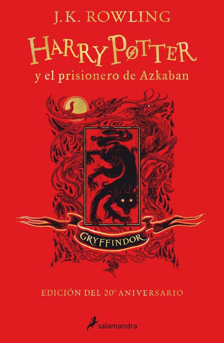 Harry Potter y el prisionero de Azkaban (Casa Gryffindor: edición de lujo)