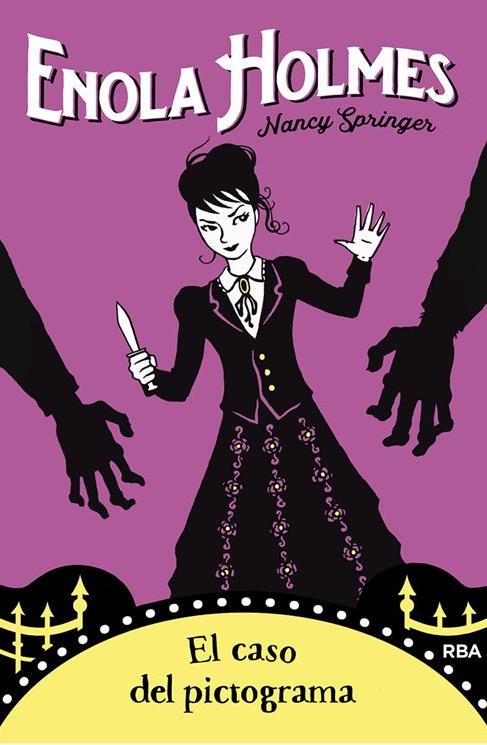 Enola Holmes 5: El caso del pictograma