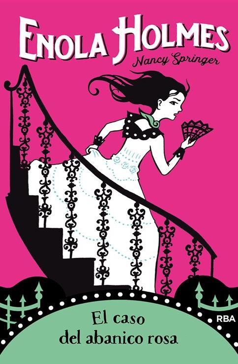 Enola Holmes 4: El caso del abanico rosa