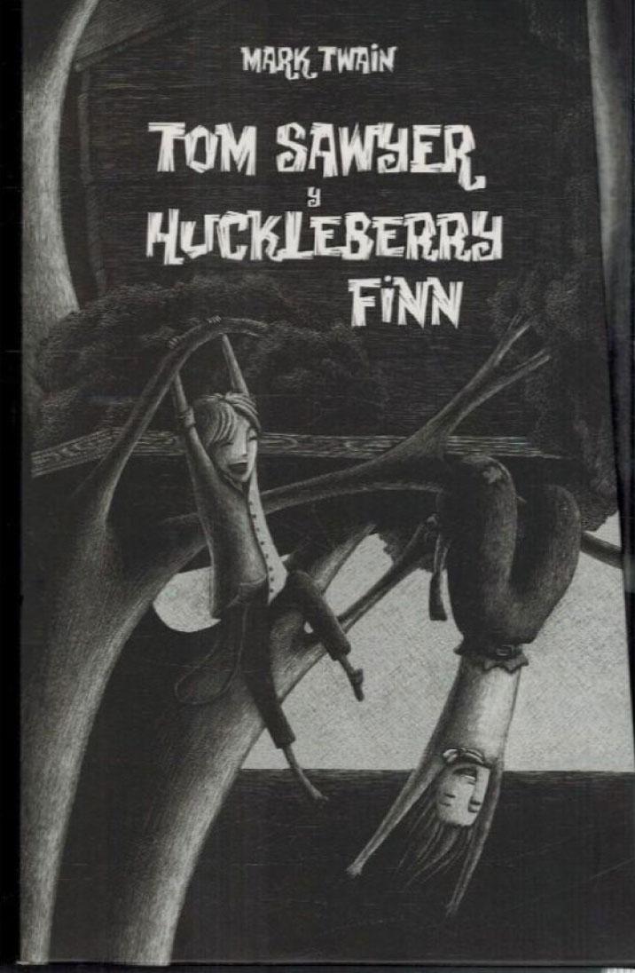 tom sawyer y huckleberry finn