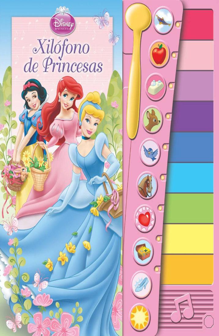 Xilófono de princesas