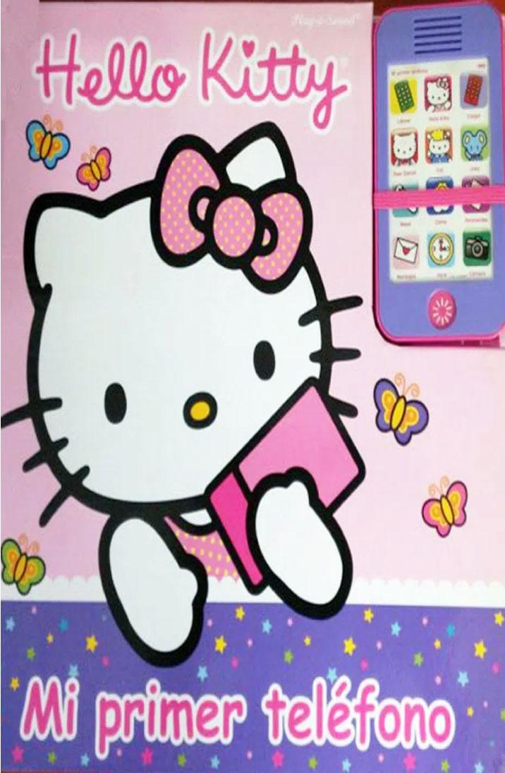 Hello Kitty mi primer teléfono