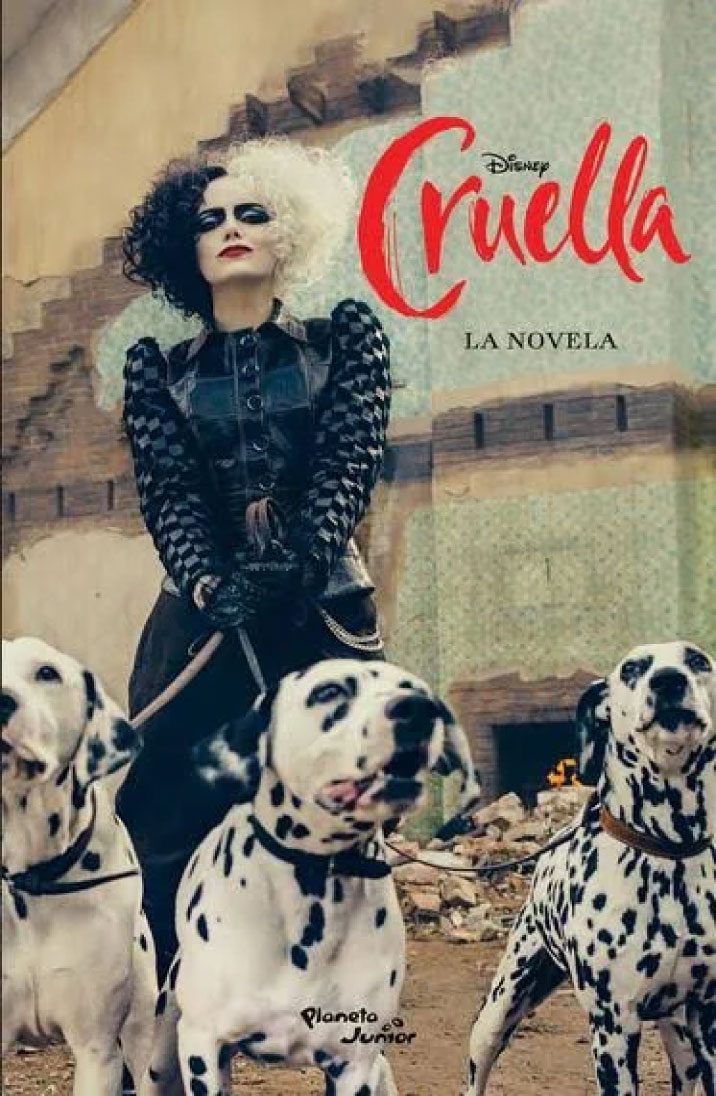 Cruella la novela