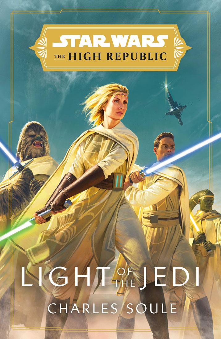 Starr Wars The High Republic