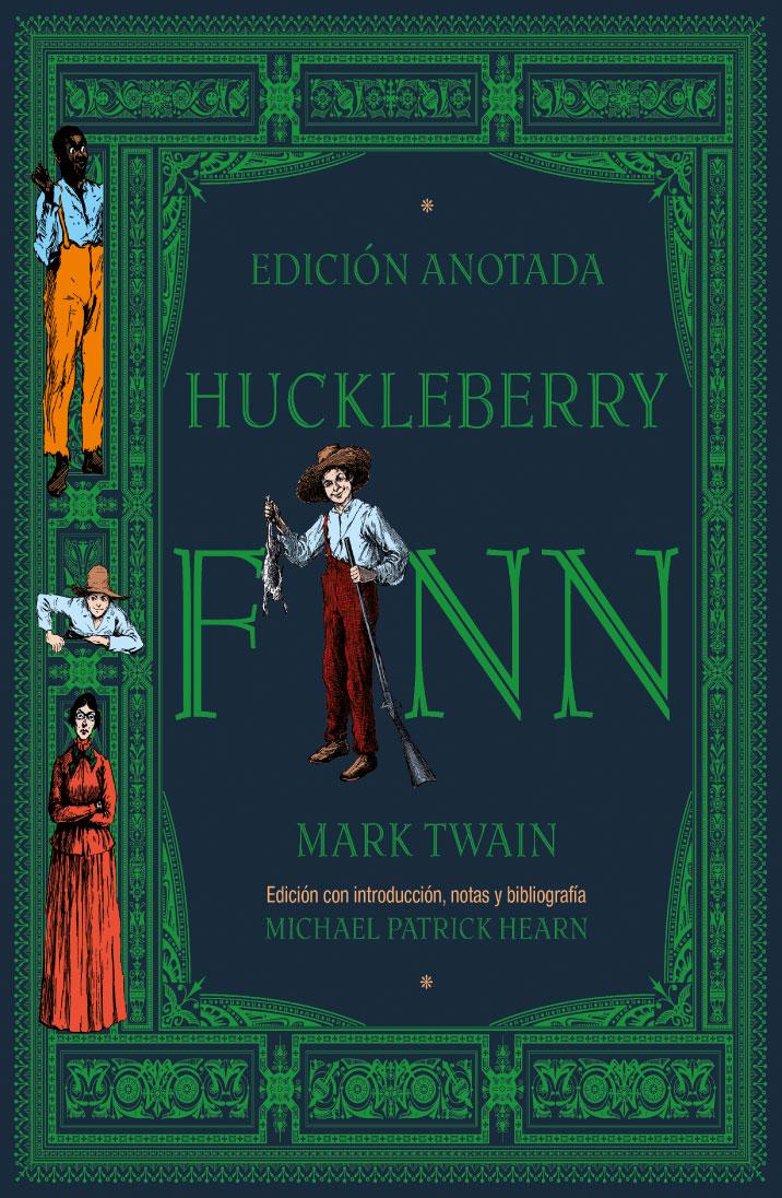 Huckleberry Finn anotado