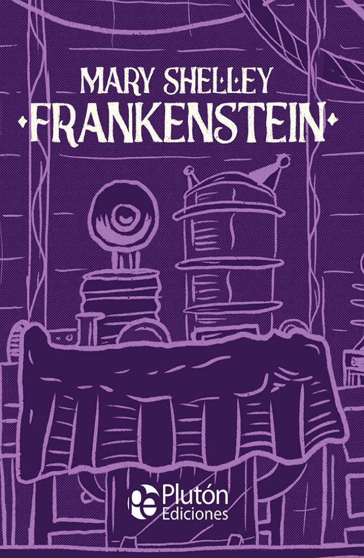 Frankenstein ilustrado