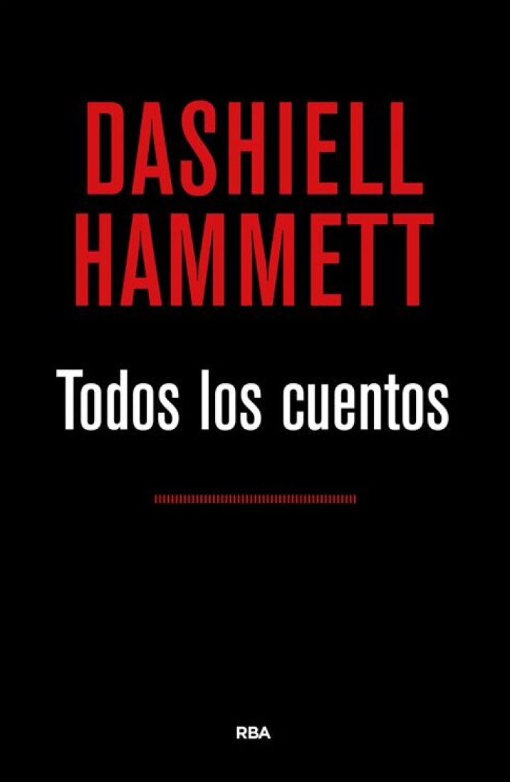 Todos los cuentos Dashiell Hammett