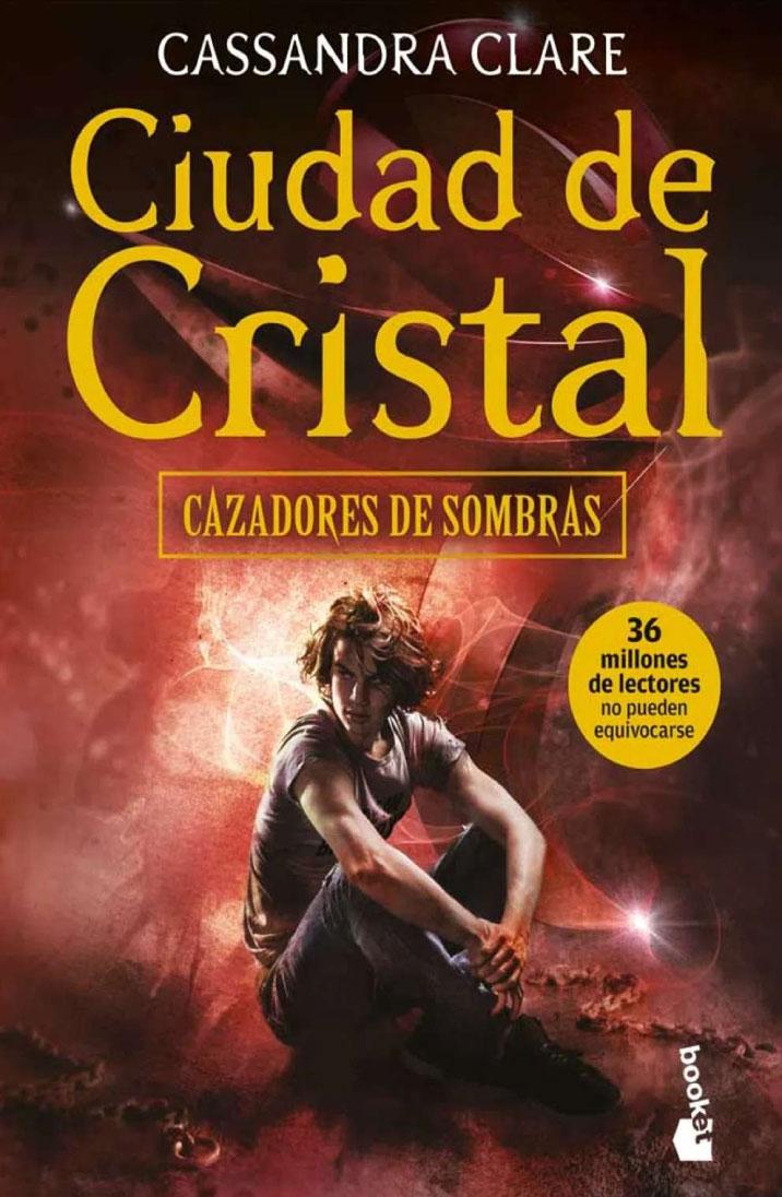 Cazadores de sombras. Ciudad de Cristal 3