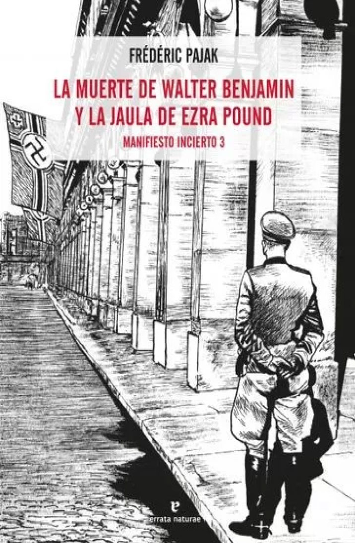 Muerte de Walter Benjamin y la jaula de Ezra Pound